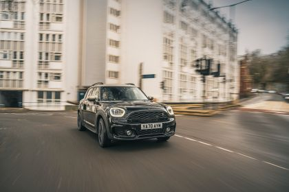 2021 Mini Countryman Cooper S Shadow Edition - UK version 13