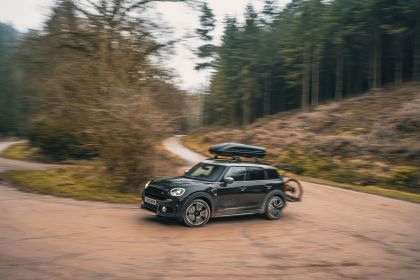 2021 Mini Countryman Cooper S Shadow Edition - UK version 16