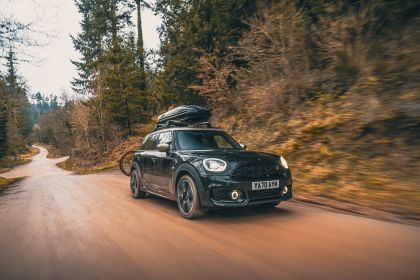 2021 Mini Countryman Cooper S Shadow Edition - UK version 17