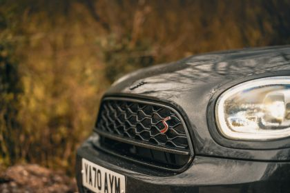 2021 Mini Countryman Cooper S Shadow Edition - UK version 19
