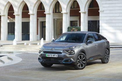 2021 Citroën ë-C4 - UK version 1