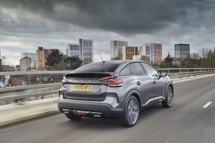 2021 Citroën ë-C4 - UK version 11