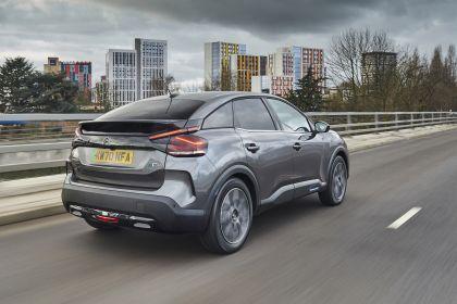 2021 Citroën ë-C4 - UK version 12