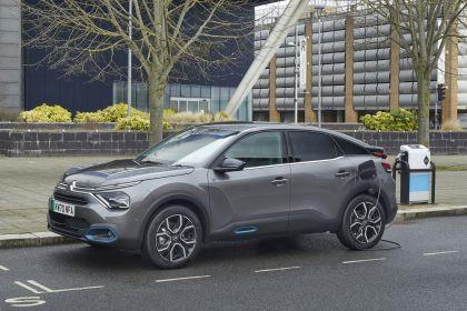 2021 Citroën ë-C4 - UK version 13