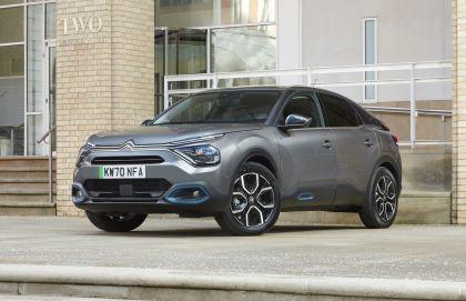 2021 Citroën ë-C4 - UK version 17