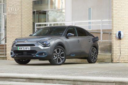 2021 Citroën ë-C4 - UK version 18