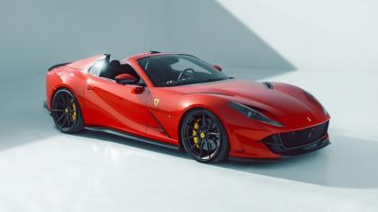 2021 Ferrari 812 GTS by Novitec