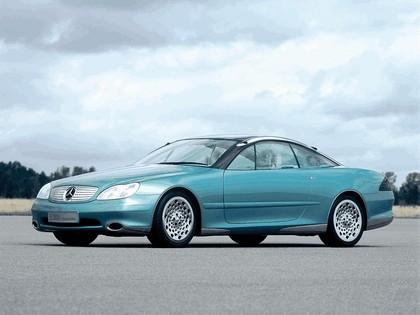 1996 Mercedes-Benz F 200 Imagination concept 1