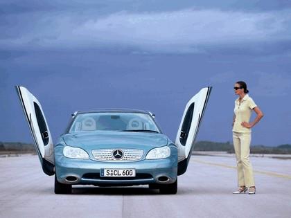 1996 Mercedes-Benz F 200 Imagination concept 3