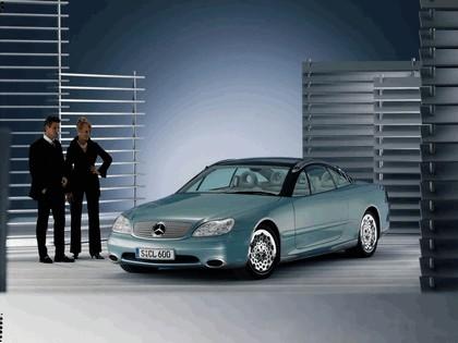 1996 Mercedes-Benz F 200 Imagination concept 5