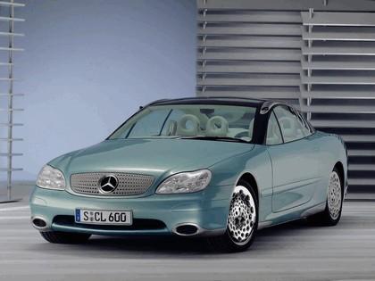 1996 Mercedes-Benz F 200 Imagination concept 6