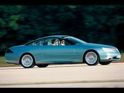 1996 Mercedes-Benz F 200 Imagination concept 10