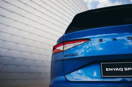 2021 Skoda Enyaq Sportline iV 48