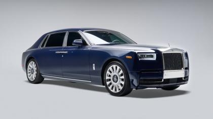 2021 Rolls-Royce Koa Phantom 7