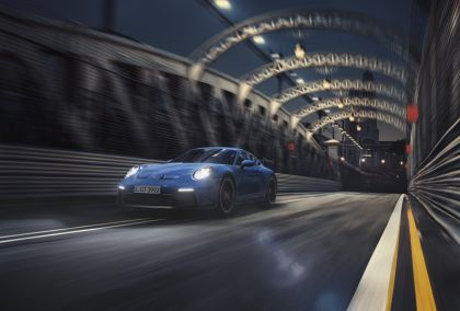 2021 Porsche 911 ( 992 ) GT3 4