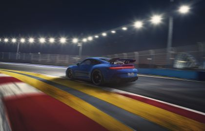 2021 Porsche 911 ( 992 ) GT3 5