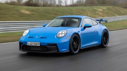 2021 Porsche 911 ( 992 ) GT3