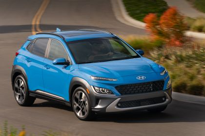 2021 Hyundai Kona Limited - USA version 5