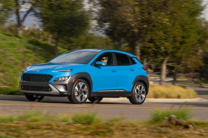 2021 Hyundai Kona Limited - USA version 6