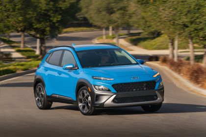 2021 Hyundai Kona Limited - USA version 7
