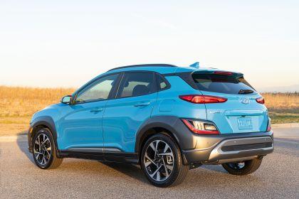 2021 Hyundai Kona Limited - USA version 18