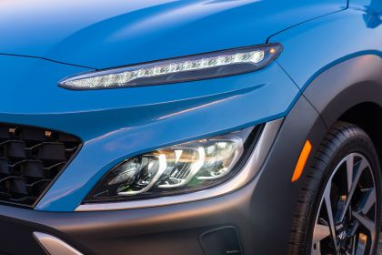 2021 Hyundai Kona Limited - USA version 21