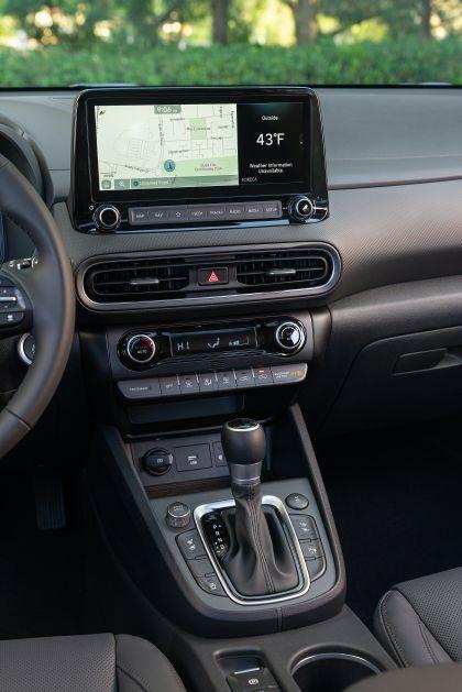2021 Hyundai Kona Limited - USA version 32