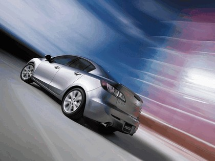 2008 Mazda 3 sedan 1
