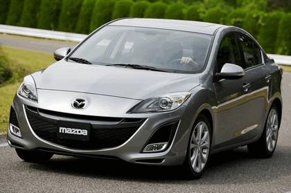 2008 Mazda 3 sedan 14