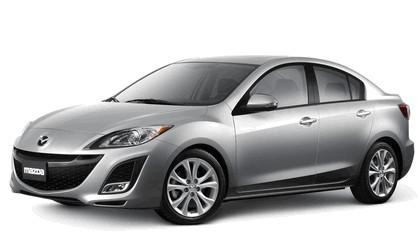 2008 Mazda 3 sedan 23