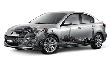 2008 Mazda 3 sedan 24