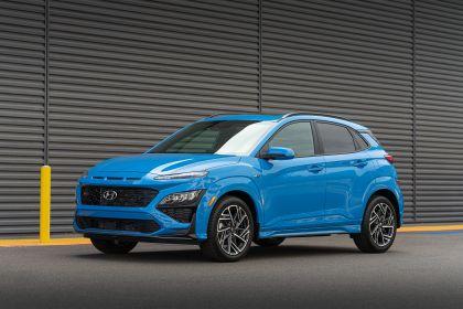 2021 Hyundai Kona N Line - USA version 2