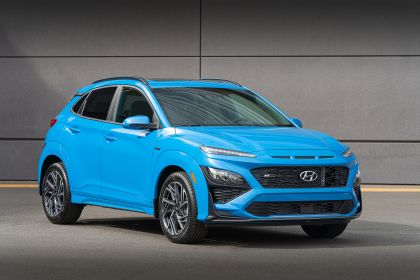 2021 Hyundai Kona N Line - USA version 4