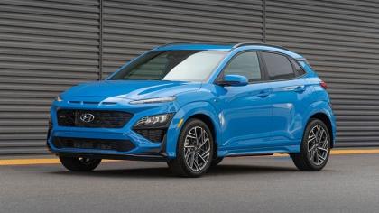 2021 Hyundai Kona N Line - USA version 9
