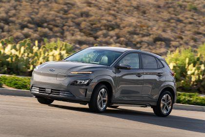 2021 Hyundai Kona Electric - USA version 2