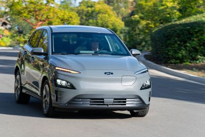 2021 Hyundai Kona Electric - USA version 7