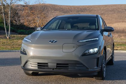 2021 Hyundai Kona Electric - USA version 17