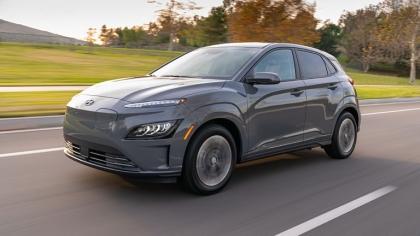2021 Hyundai Kona Electric - USA version 1