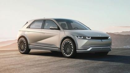 2022 Hyundai Ioniq 5 8