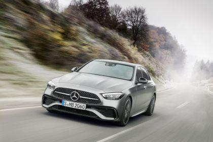 2022 Mercedes-Benz C-class 1