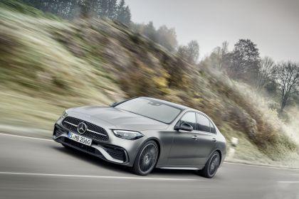 2022 Mercedes-Benz C-class 2