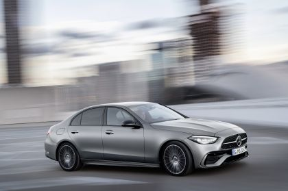 2022 Mercedes-Benz C-class 4
