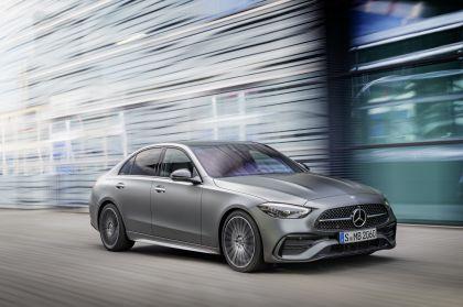 2022 Mercedes-Benz C-class 7