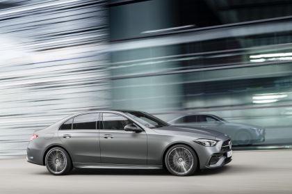 2022 Mercedes-Benz C-class 8