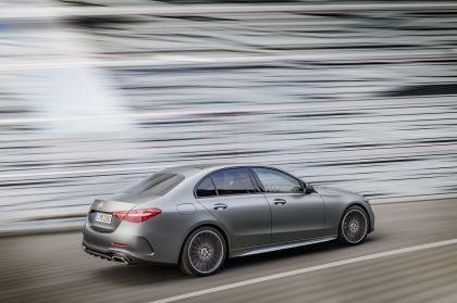 2022 Mercedes-Benz C-class 9