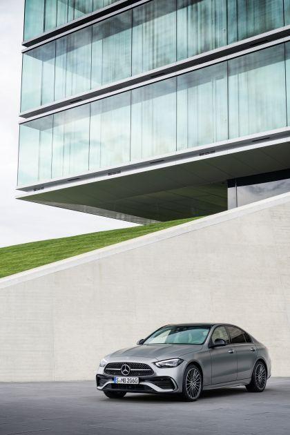 2022 Mercedes-Benz C-class 10