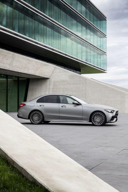 2022 Mercedes-Benz C-class 11