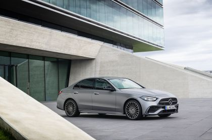 2022 Mercedes-Benz C-class 12