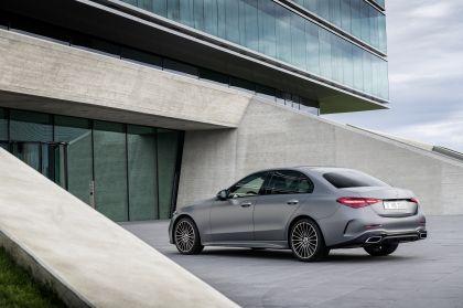 2022 Mercedes-Benz C-class 13