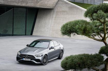 2022 Mercedes-Benz C-class 16